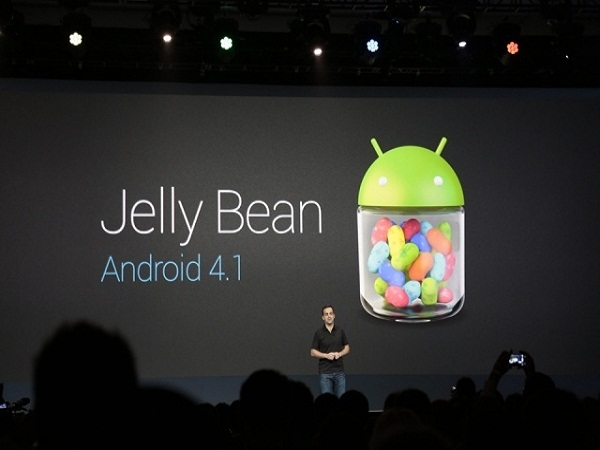 Android 4.1- Jelly Bean 4