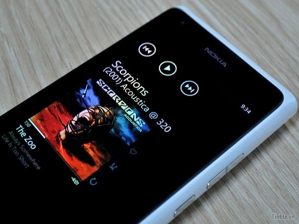 Nghe nhạc trên Windows Phone: những điều bạn cần biết 2