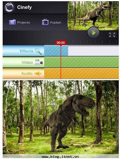 10 phần mềm chỉnh sửa video cho điện thoại Android, iPhone và iPad