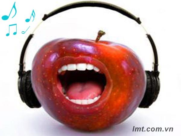 Thủ thuật photoshop: Quả táo và cái miệng 1