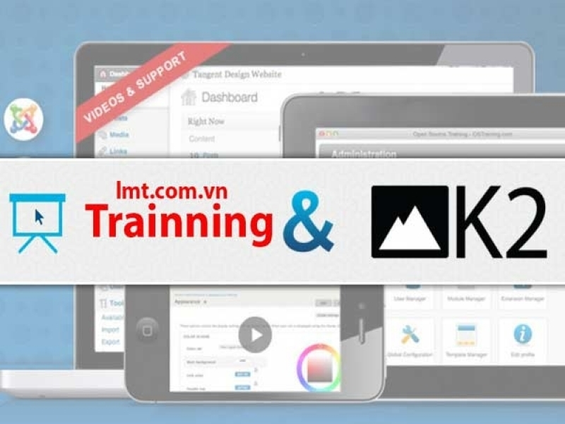 TUTORIAL JOOMLA: K2 - Component - Hướng dẫn K2 Filter and Search 1