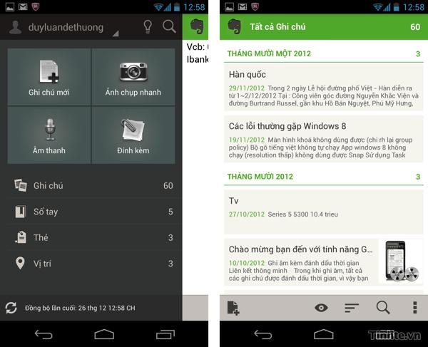 Cài phần mềm hữu ích cho thiết bị Android