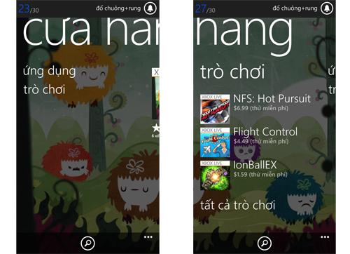 Đánh giá hệ điều hành Windows Phone 8
