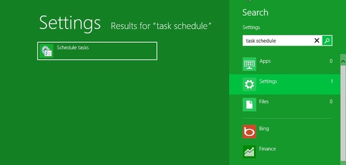 Hướng dẫn sao lưu hệ thông trên Windows 8