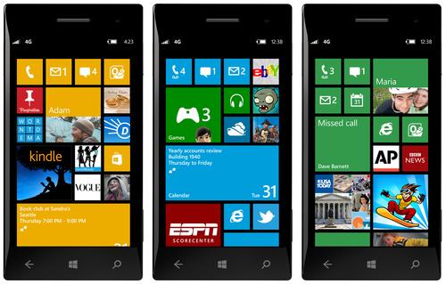 Windows Phone 8: Những đặc điểm nổi bật 2