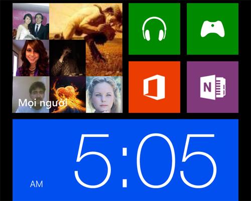 Windows Phone 8: Thủ thuật cơ bản