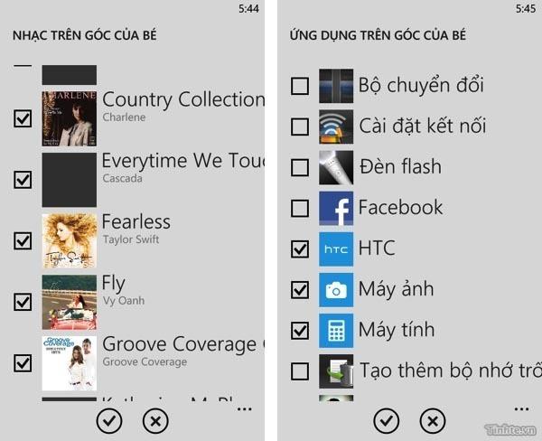 Các thủ thuật sử dụng Windows Phone 8 dành cho người mới bắt đầu