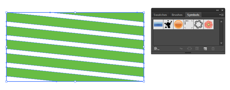 Vẽ khối Ruy băng trong Illustrator Cs6