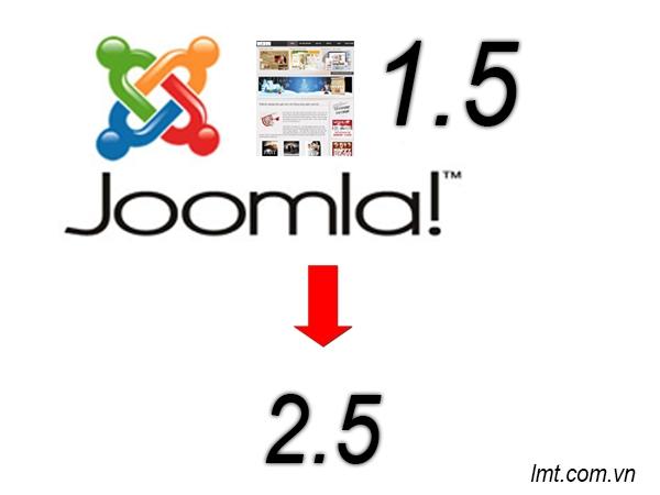 Chuyển template từ joomla 1.5 sang joomla 2.5 3