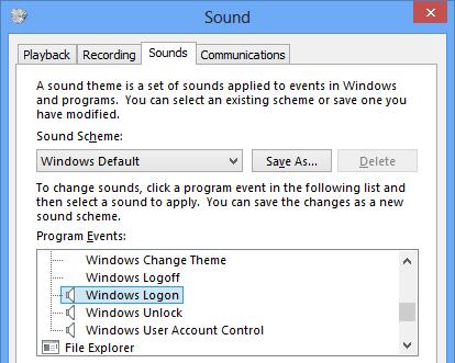 Hướng dẫn khôi phục chức năng âm thanh khi dùng Windows 8.