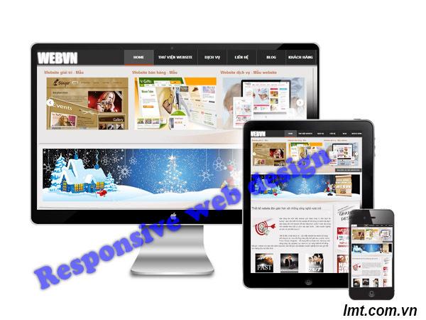 Giới thiệu Responsive web design
