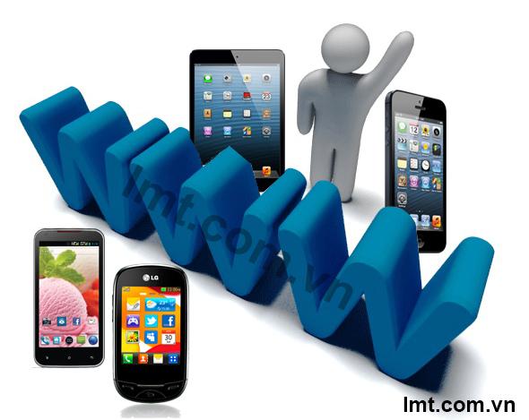 chiến lược seo, seo mobile, responsive
