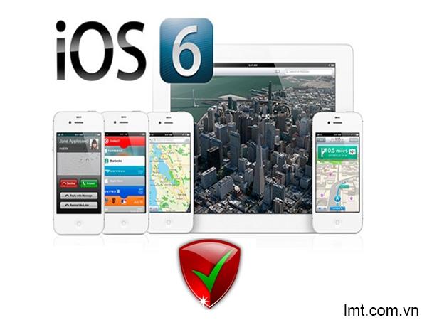 Tính năng bảo mật của IOS 6 hữu ích cho bạn 5