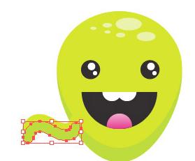 Tạo Một Nhân Vật Octopus Hạnh Phúc - Illustrator CS6