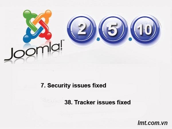 Phát hành Joomla! 2.5.10 9