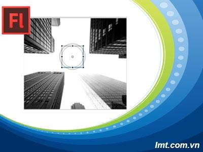 3D Hoạt Hình Vòng Tròn Trong Flash Adobe Cs6 8