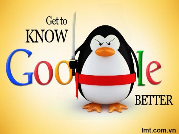 Nhận xét về Google Update Penguin 4 4