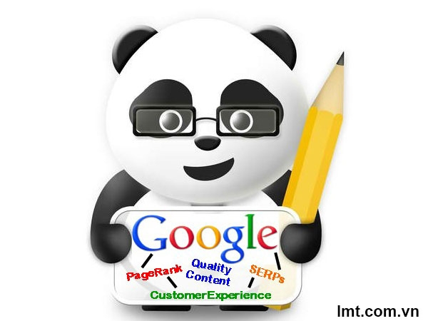 Update google 2013: Thuật toán Panda 25 4