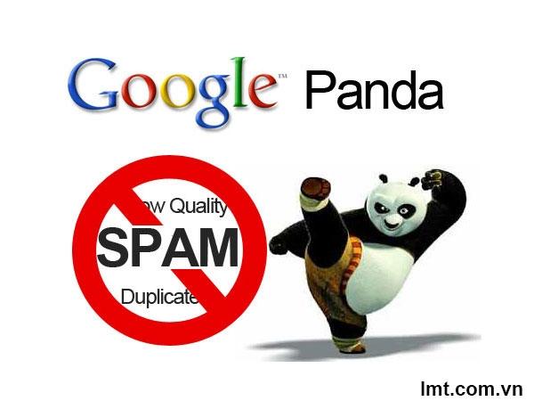 Update google 2012: Thuật toán Panda 3.9 9