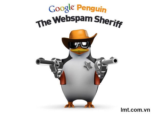 update google, thuật toán Penguin