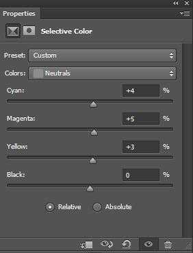 Blend Màu Nhạt Trong Photoshop CS6