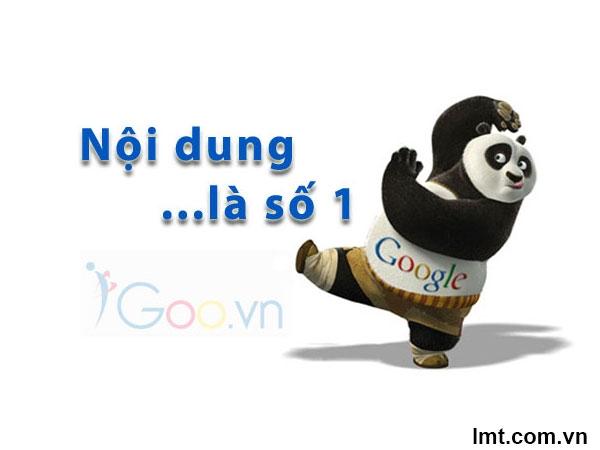 Update google 2012: Thuật toán Panda 22 6