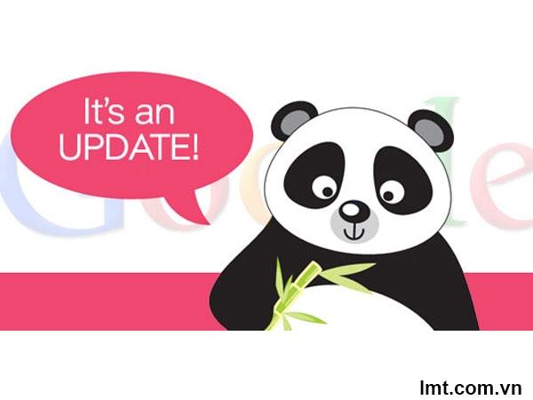Update google 2012: Thuật toán Panda 20 8