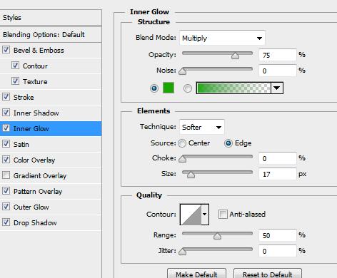 Hiệu Ứng Chữ Photoshop CS6