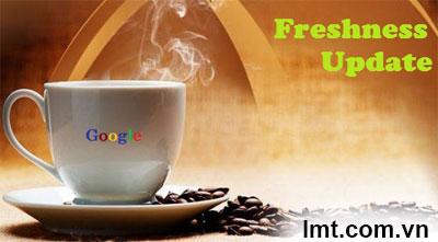 Tiện ích google, freshness update