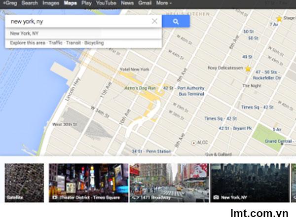 Phát minh mới về Google Maps