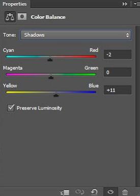 Tạo blend ánh màu tím photoshop cs6