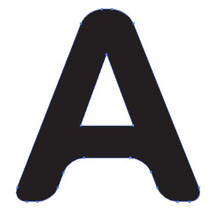 Hiệu Ứng Chữ Gạch Trong Illustrator Cs6
