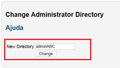 Thay đổi đường dẫn đăng nhập vào trang quản trị CMS Joomla 5