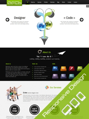 SJ Me - Thiết kế website: Giới thiệu công ty 5