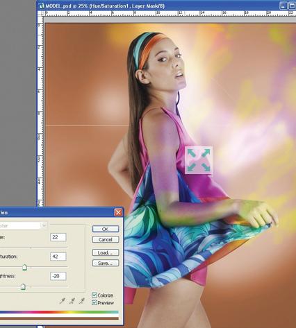 Hiệu Ứng Ánh Sáng Photoshop Cs6