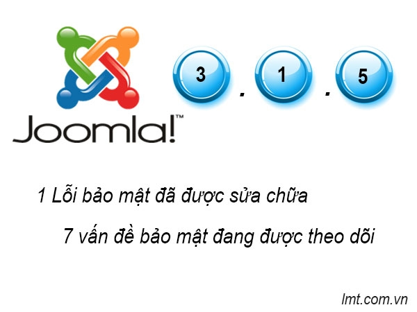 Phiên bản Joomla 3.1.5 9