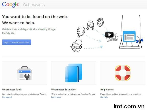 Google Webmaster Tools cung cấp cho người dùng nhiều dữ liệu liên kết hơn 1
