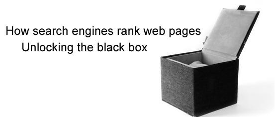 Cách thức xếp hạng website