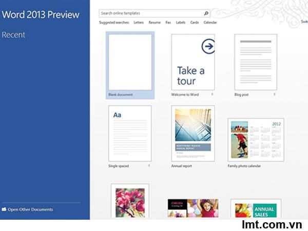 Hướng dẫn sử dụng Microsoft Office Word 2013 - P3 8