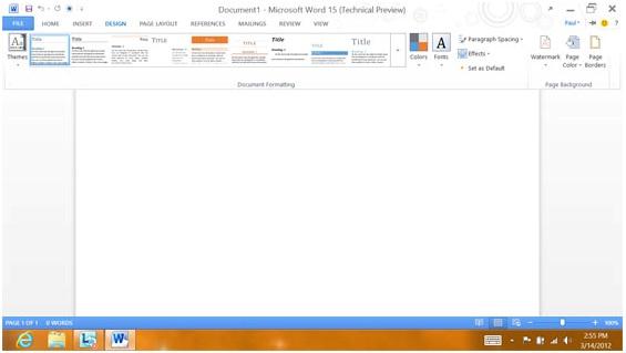 Microsoft Office 15