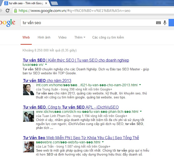 Thẻ metadata trong seo