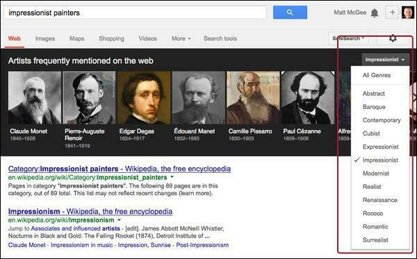 Knowledge Graph của Google