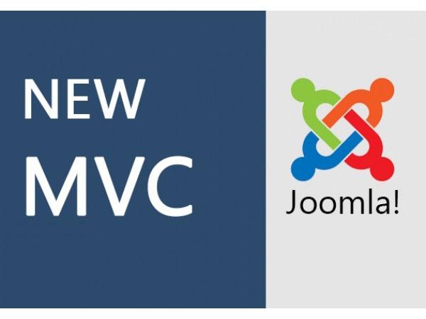 Tìm hiểu về mô hình MVC mới của Joomla 1