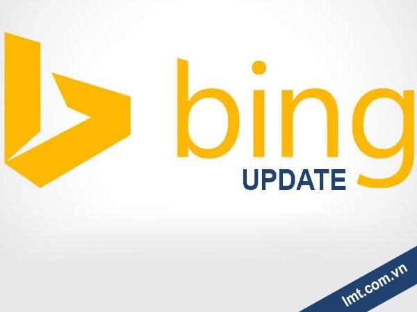 Bing Search: cập nhật có hay không? 1