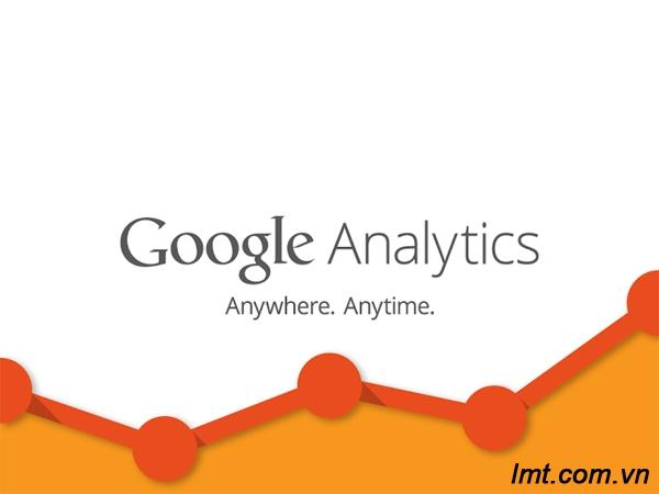 Google Analytics: Sự thay đổi trong năm 2013 1