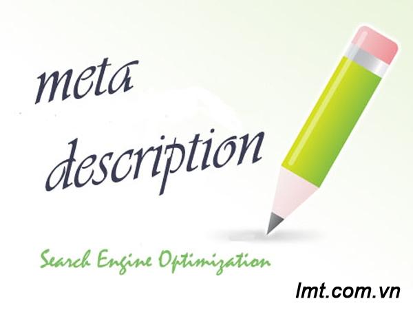Tối ưu hóa thẻ Meta Descriptions tăng click cho website 1