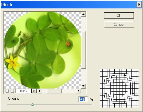 Lồng ảnh vào quả cầu trong Photoshop Cs6