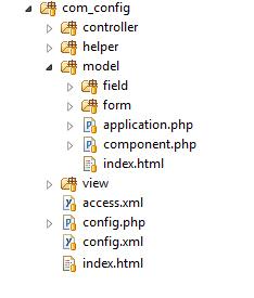 Tìm hiểu về mô hình MVC mới của Joomla