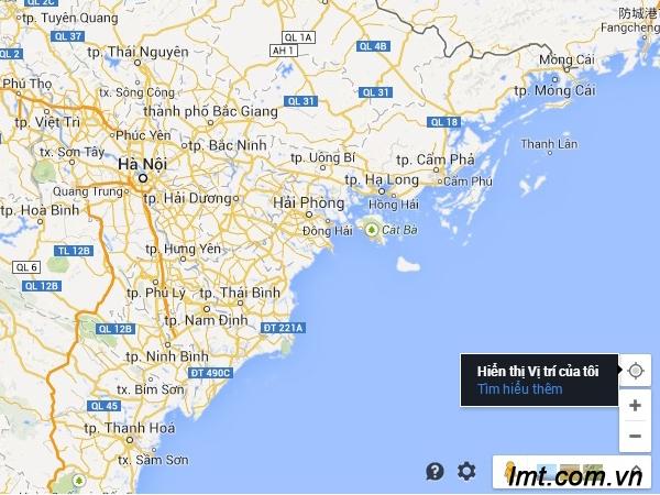 """Tính năng mới """"My location"""" trên Google Maps 5"""