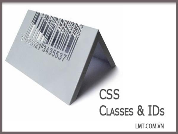 Bài 7: Class và ID trong Css 9